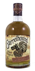 Barrelhound Blended Scotch Whisky. Photo ©2015 by Mark Gillespie.