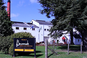 Benromach Distillery in Forres, Scotland. Photo ©2015 by Mark Gillespie.