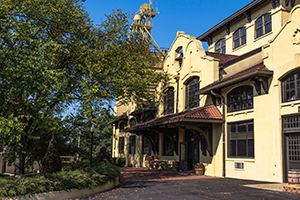 The Four Roses Distillery in Lawrenceburg, Kentucky. Photo ©2012 by Mark Gillespie.