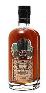 The Creative Whisky Company's Invergordon 1984 Single Grain Scotch Whisky. Image courtesy the Creative Whisky Company.