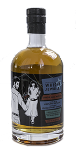 Jewish Whisky Company/Single Cask Nation Westland Whisky Jewbilee 2015 Festival Bottling. Photo ©2015 by Mark Gillespie.