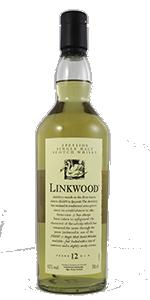 Linkwood 12 Flora & Fauna Series Single Malt. Photo ©2015 by Mark Gillespie.