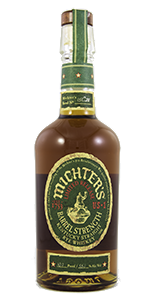 Michter's Barrel Strength Rye Whiskey. Photo ©2015 by Mark Gillespie.