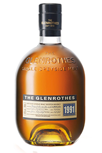 The Glenrothes 1991 Vintage. Image courtesy The Glenrothes/Berry Bros. & Rudd.