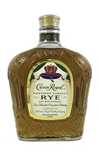 Crown Royal Northern Harvest Rye. Photo ©2015 by Mark Gillespie.