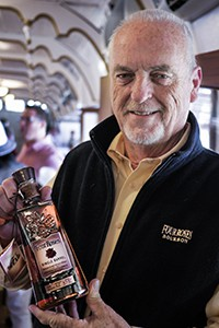Four Roses Master Distiller Jim Rutledge. Image courtesy Four Roses Distillery.