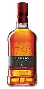 Ledaig 18. Photo courtesy Burn Stewart Distillers.