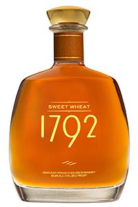 1792 Sweet Wheat Bourbon. Image courtesy Barton 1792 Distillery/Sazerac.