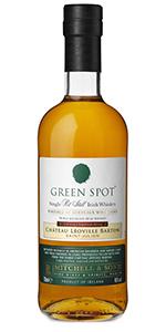 Green Spot Château Léoville Barton. Image courtesy Irish Distillers Pernod Ricard.