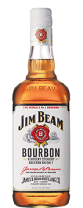 Jim Beam Bourbon. Image courtesy Beam Suntory.