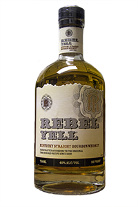 Rebel Yell Bourbon. Photo ©2015 by Mark Gillespie.