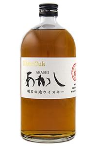Eigashima Shuzo Akashi White Oak Japanese Whisky. Photo ©2015 by Mark Gillespie.