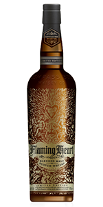 Compass Box Flaming Heart 2015 Release. Image courtesy Compass Box.