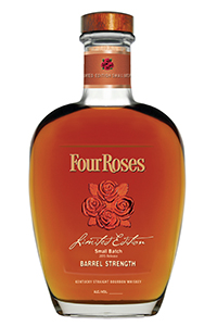 Four Roses 2015 Limited Edition Small Batch. Image courtesy Four Roses.