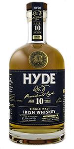 Hyde President's Choice Irish Whiskey. Photo ©2015 by Mark Gillespie.
