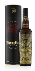 Compass Box Flaming Heart 15th Anniversary Edition. Image courtesy Compass Box.