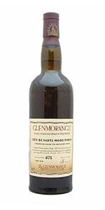 Glenmorangie Côte de Nuits Scotch Whisky. Image courtesy Glenmorangie.