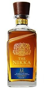 The Nikka 12. Image courtesy Nikka Whisky.