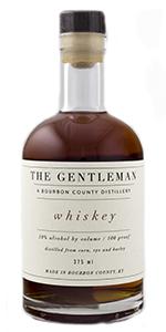 The Gentleman Whiskey. Photo ©2015 by Mark Gillespie.