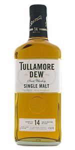 Tullamore Dew 14 Single Malt Irish Whiskey. Photo ©2015 by Mark Gillespie.