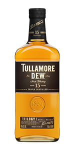 Tullamore Dew Trilogy. Image courtesy Tullamore Dew/William Grant & Sons.