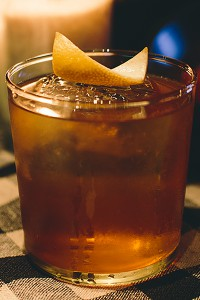 Upland's Golden Rye Cocktail. Image courtesy Wild Turkey.