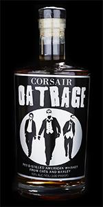 Corsair Outrage Whiskey. Image courtesy Corsair Artisan Distillery.