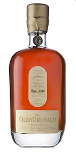 GlenDronach Grandeur 25 Batch #7. Image courtesy GlenDronach Distillery.