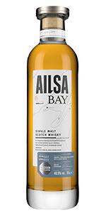 Ailsa Bay Single Malt Scotch Whisky. Image courtesy William Grant & Sons.