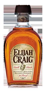 Elijah Craig Small Batch Bourbon. Image courtesy Heaven Hill.