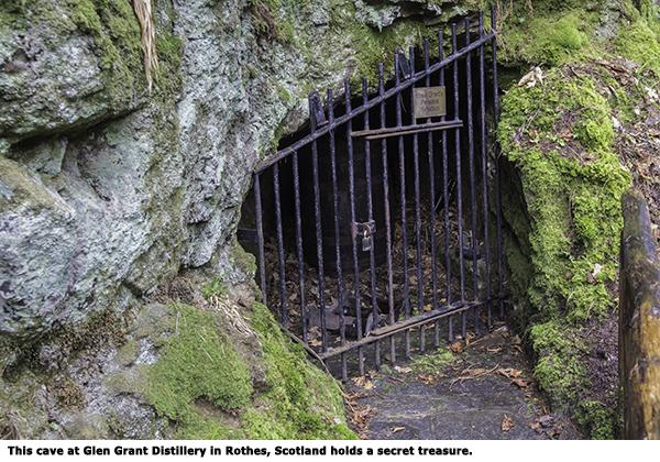 GlenGrant_cave