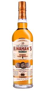 Kinahan's Irish Whiskey. Image courtesy Kinahan's Irish Whiskey Co./The Winebow Group.