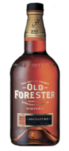 Old Forester Signature Bourbon. Image courtesy Old Forester/Brown-Forman.