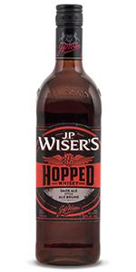 J.P. Wiser's Hopped Whisky. Image courtesy Corby Spirit & Wine.