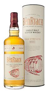 BenRiach Cask Strength Batch 1. Image courtesy BenRiach.