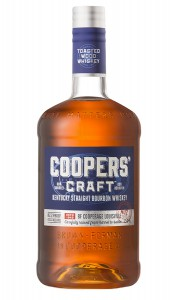 Coopers' Craft Kentucky Straight Bourbon Whiskey. Image courtesy Brown-Forman.