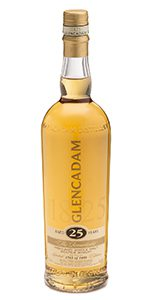 Glencadam 25 Highland Single Malt Scotch Whisky. Image courtesy Glencadam.