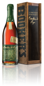 Booker's Rye. Image courtesy Beam Suntory.