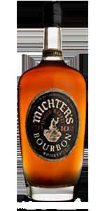 Michter's 10 Year Old Single Barrel Bourbon. Image courtesy Michter's.