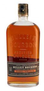 Bulleit Bourbon Barrel Strength. Image courtesy Diageo.