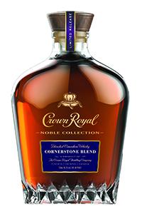 Crown Royal Cornerstone Blend. Image courtesy Crown Royal/Diageo.