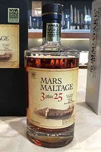 Mars Maltage 3+25 Blended Malt. Photo ©2016, Mark Gillespie/CaskStrength Media.