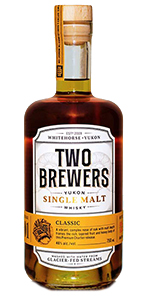 Two Brewers Release #01. Image courtesy Yukon Spirits.