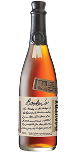 "Booker's Bourbon Batch 2016-03 ""Toogie's Invitation."" Image courtesy Beam Suntory."