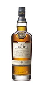 The Glenlivet Pullman Club Car Single Malt Scotch Whisky. Image courtesy The Glenlivet/Chivas Brothers.