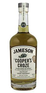 Jameson's The Cooper's Croze Irish Whiskey. Photo ©2016, Mark Gillespie, CaskStrength Media.