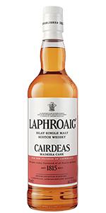 Laphroaig Cairdeas 2016 Madeira Cask Finish. Image courtesy Laphroaig/Beam Suntory.