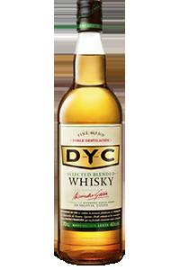 DYC Selected Blended Whisky. Image courtesy Beam Suntory/Destilería DYC.