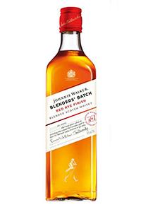 Johnnie Walker Blenders Batch Red Rye Finish Whiskycast