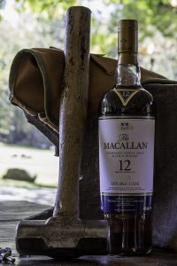 The Macallan 12 Year Old Double Cask. Photo ©2016, Mark Gillespie.